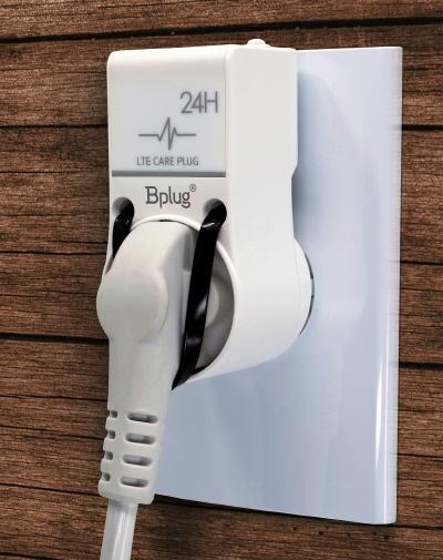 [고독사 위험점검]    전력사용량. 조도변화 측정 - 일정시간 변화 없으면 담당공무원 휴대폰 문자메시지 발송