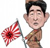 일본 식민지 때문에 남북 분단의 비극을 맞이한 우리 대한민국이다.